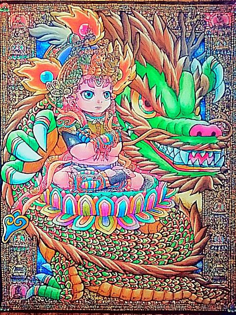 竜・ドラゴンの描き方講座~格好良く竜が描ける5つのポイントとは?