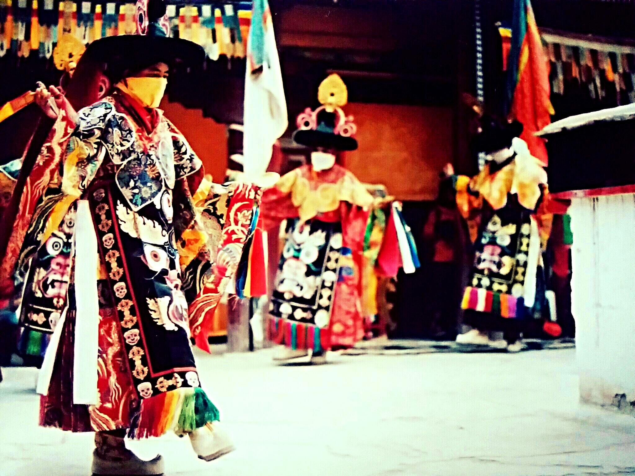 魂打たれるチベット仏教音楽が持っている意味とは?