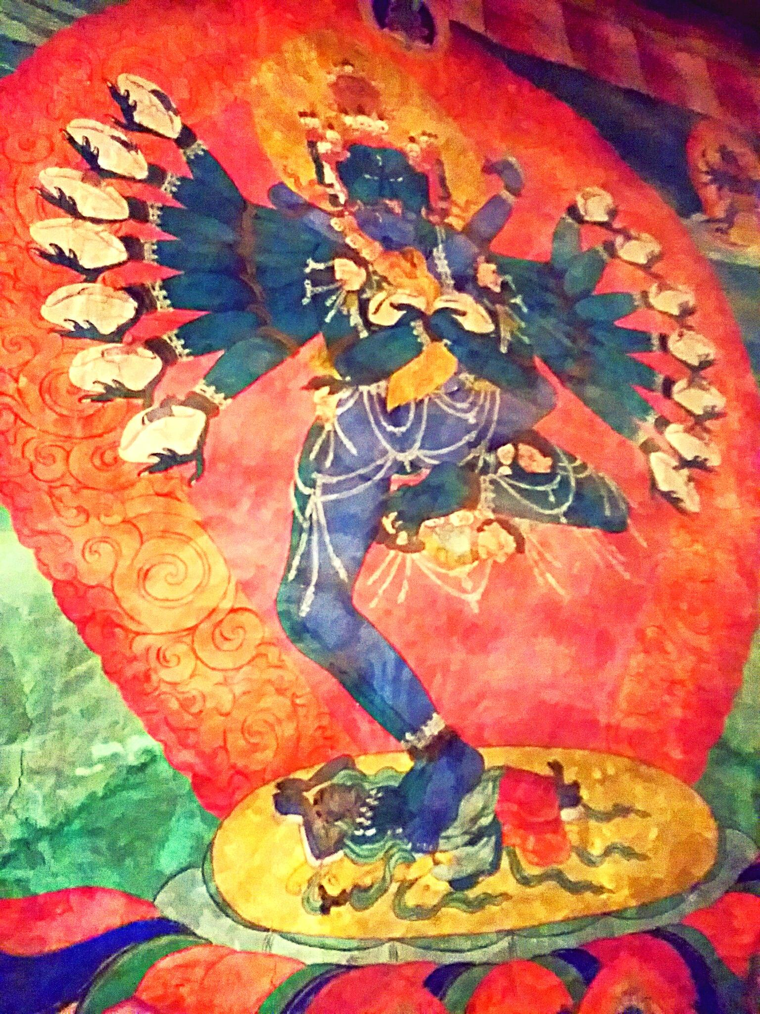 ヤブユム(歓喜仏)を見る事が出来るチベット観光スポット4選