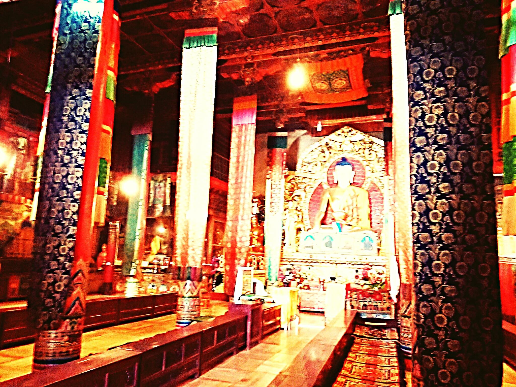 チベット仏教における仏達の種類『代表的なチベットの神々とは?』