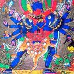 チベット仏教が教える歓喜仏チャクラサンヴァラという異形の仏さま