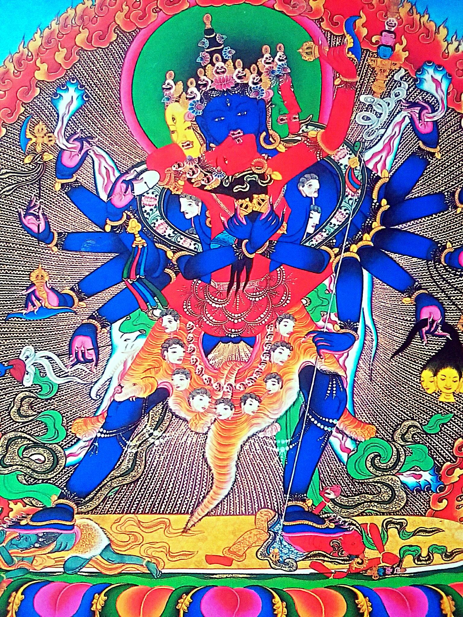 仏様は男?女?チベット仏教でみる仏達の性別とは?