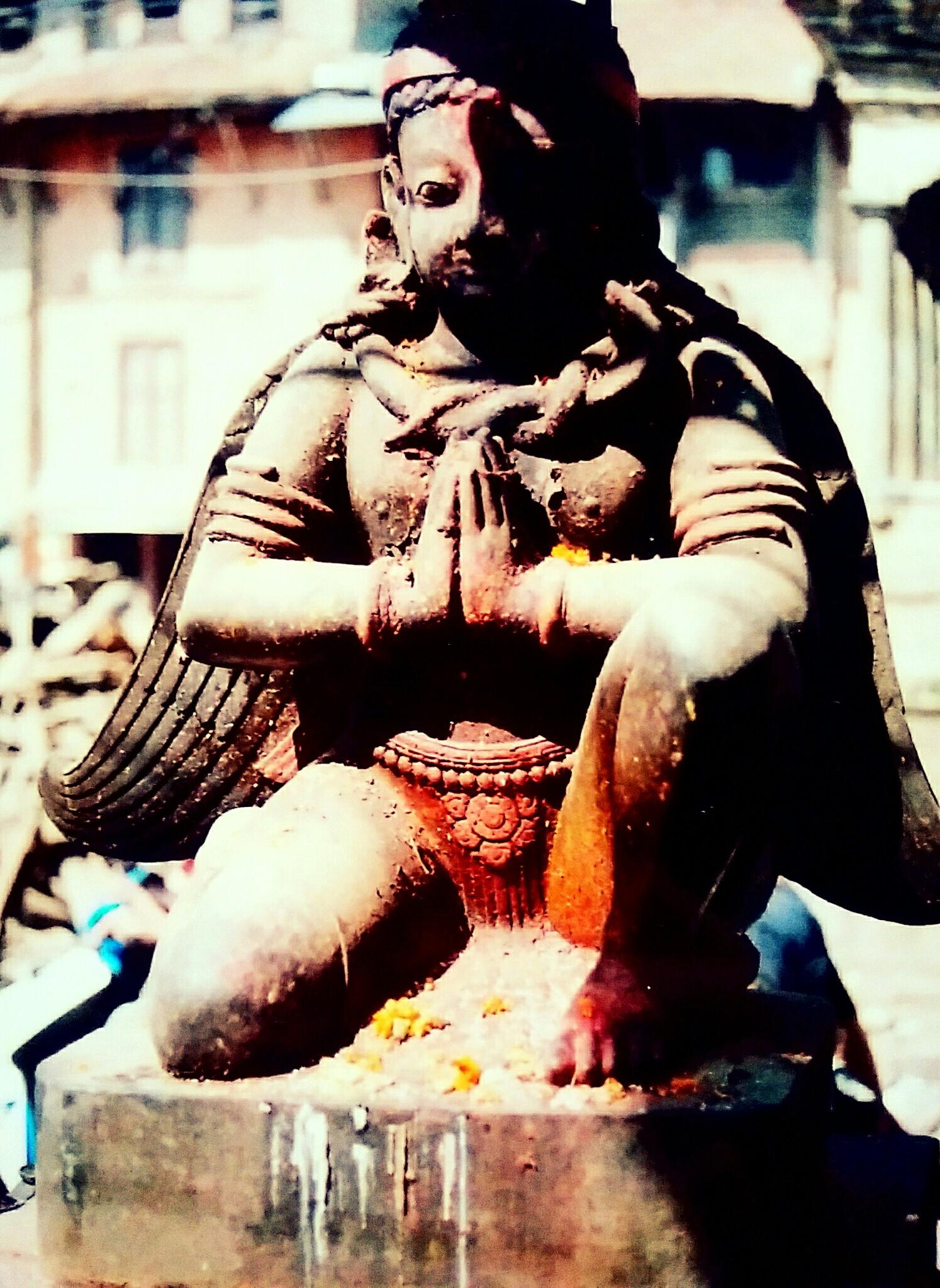 """仏教の天使""""迦楼羅(カルラ)""""誕生はヒンズー教神話にあり?"""