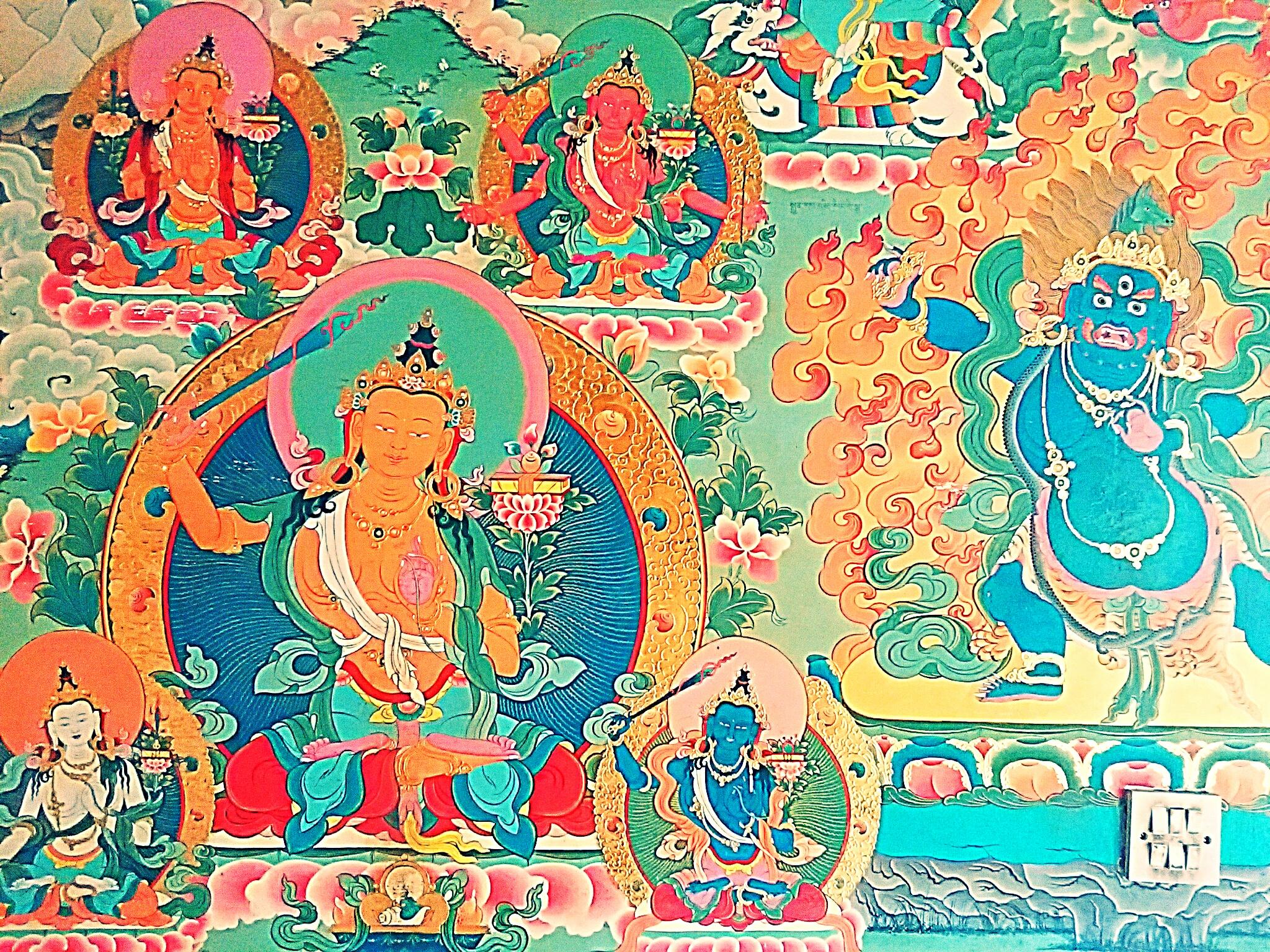 【必見】仏画を学ぶにはチベットを旅した方がいい3つの理由