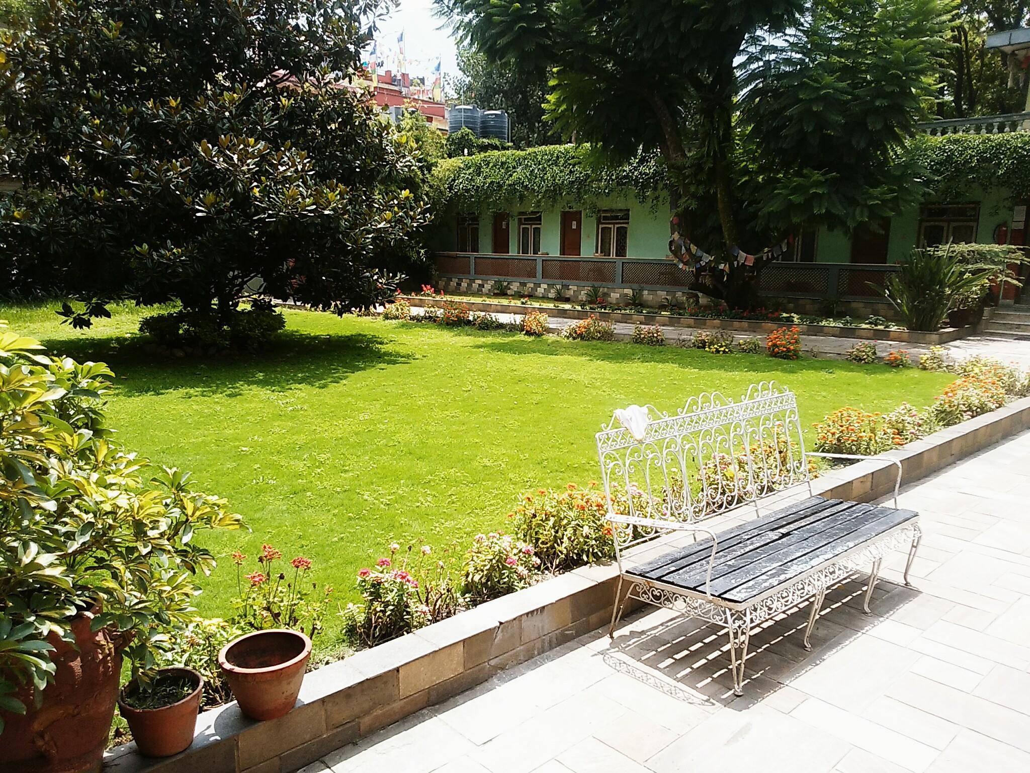 ネパールの聖地ボダナートの激安ゲストハウス!その場所とは?