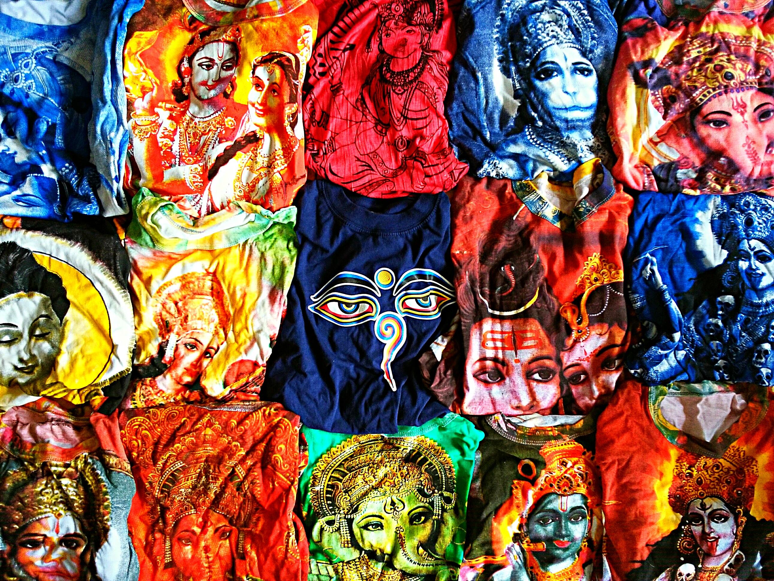 【ファッション上級者向け】仏・神様Tシャツのコーディネイト方法を紹介!