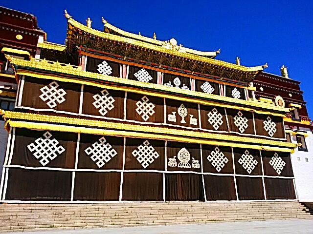四川省ゾルゲのランドマーク『ゲルク派僧院タツァ・ゴンパ』を見学してみた!