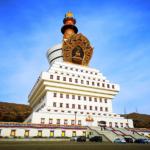 四川省紅原県の巨大僧院メワ・ゴンパは大きすぎてよく分からない件