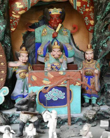 新潟県秋葉区にある仏教美術のB級スポット!普談寺に行ってきた!