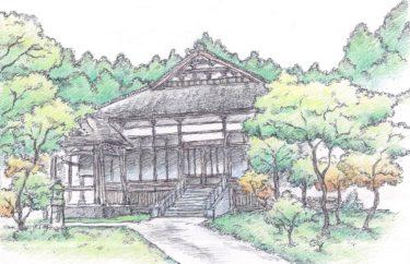 普廣寺との出会い!ある画家のお寺を盛り上げる挑戦第一歩の話