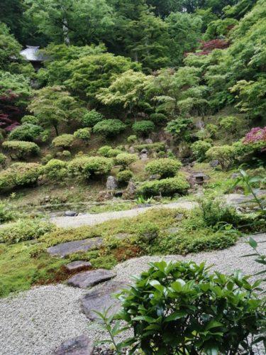 角一住職が築き上げた美しい庭園がある村上市の普済寺に行ってみた